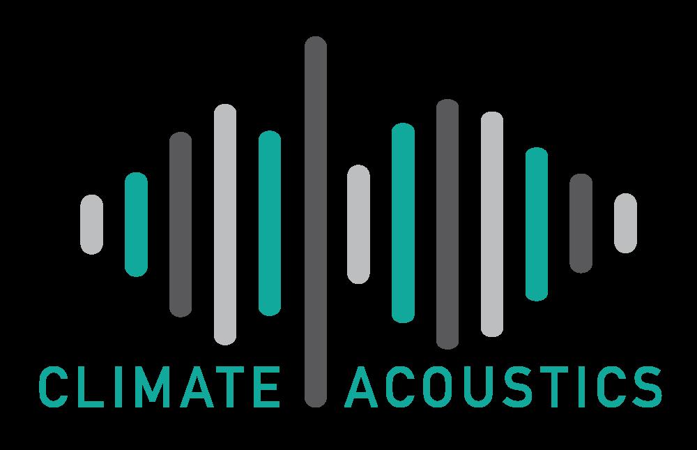 Climate Acoustics
