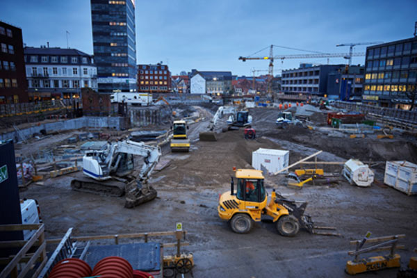 Construction Site Noise, Vibration and Dust Monitoring Solutions